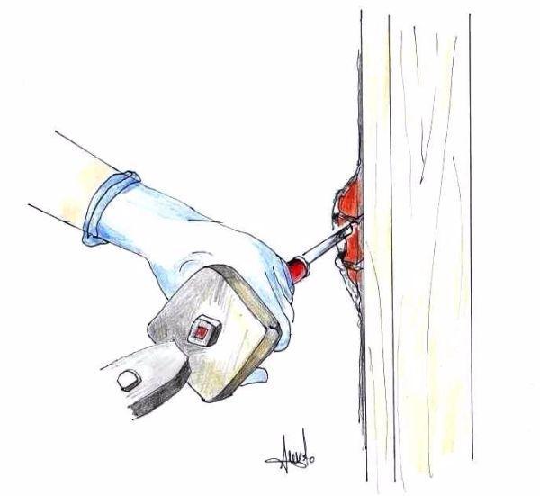 Montaggio porta fai da te - Montaggio controtelaio porta ...