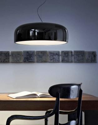 La maxi lampada a sospensione Smithfield by Flos