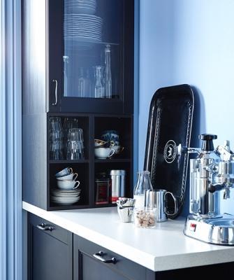 Bancone di mini cucina Ikea