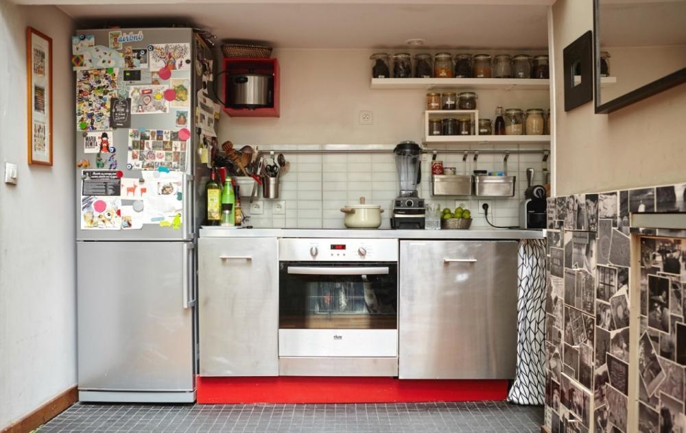 Foto soggiorno con angolo cottura 15 mq for Progettare con ikea