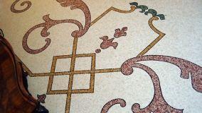 Terrazzo o pavimento alla veneziana: stili e tecniche di esecuzione