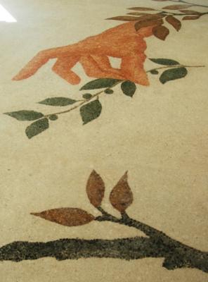 Pavimento alla veneziana figurato by Terrazzi Veneziani s.r.l.