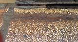 Pavimento alla veneziana con erosione da calpestio