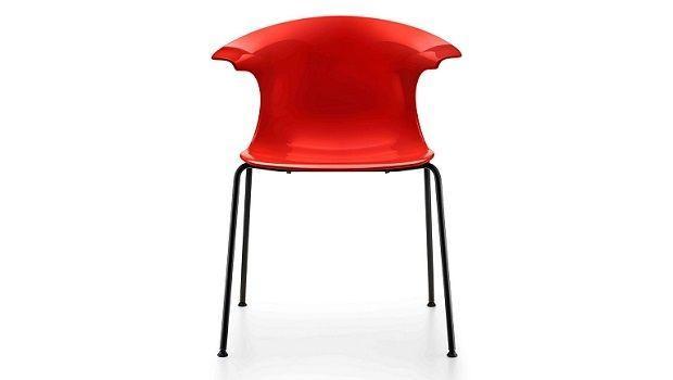 Nuovi modelli di sedie monoscocca per la casa e il giardino