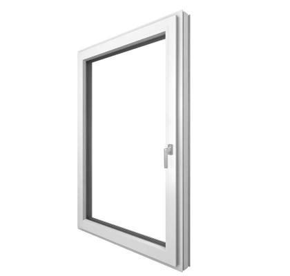 Finestra in pvc-alluminio kf410 stile home pure di Internorm