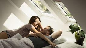 Finestre per mansarde: modelli per tetti piani e a falda