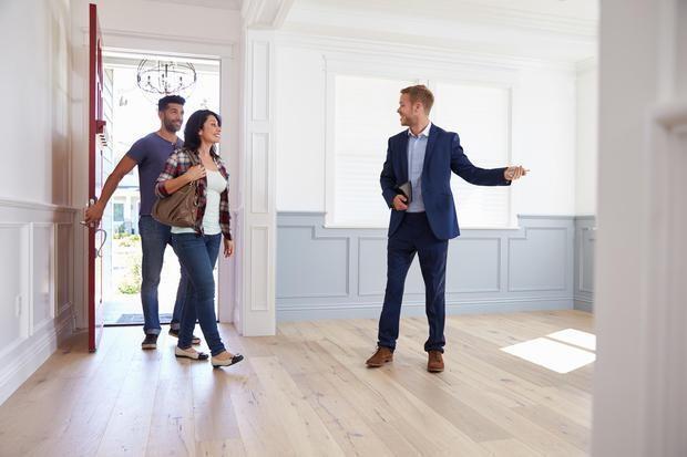 Attività di agente immobiliare