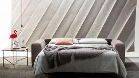Il comfort dei divani letto