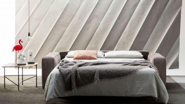 Nuove tipologie di divani letto, pratici e confortevoli