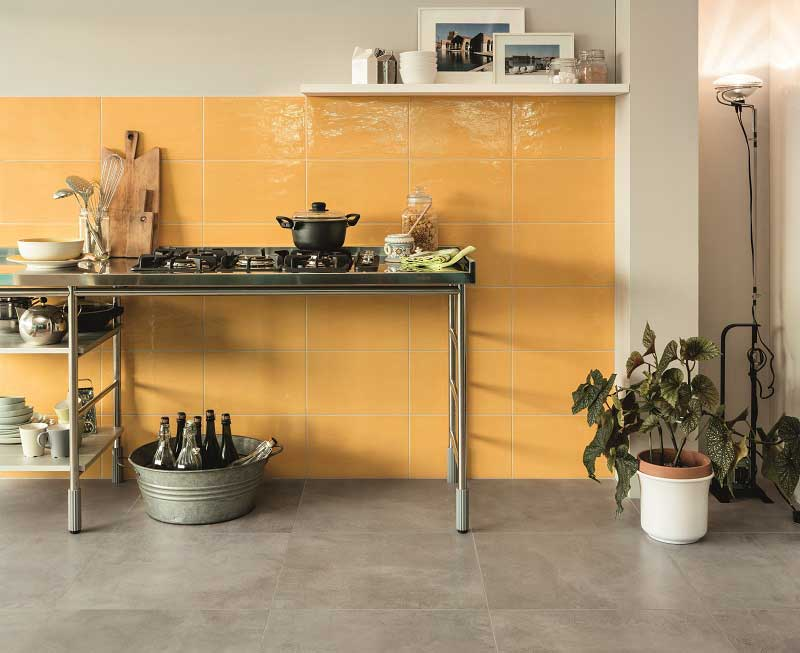 Ceramica Easy Yellow
