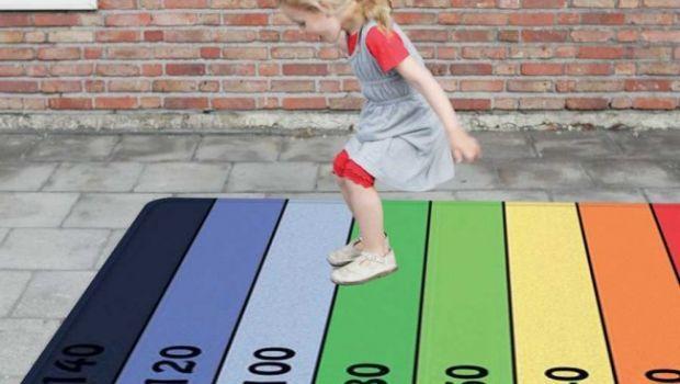 Tappeti gioco e percorsi sensoriali per bambini