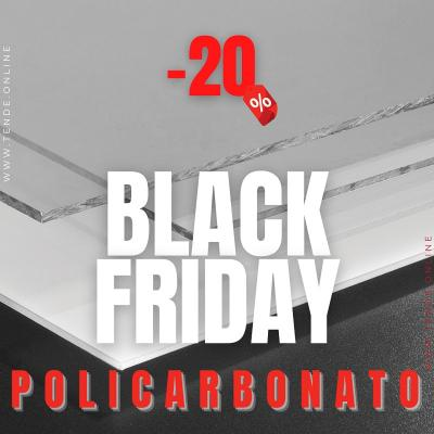 Black friday policarbonato 2020