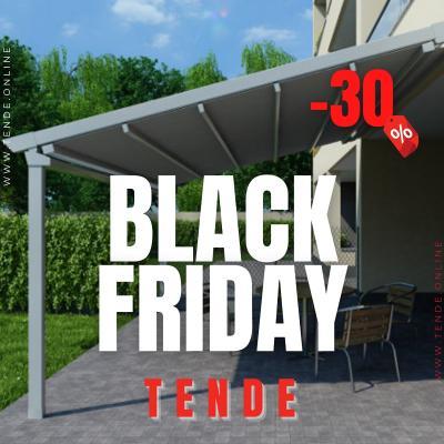 Black friday tende 2020