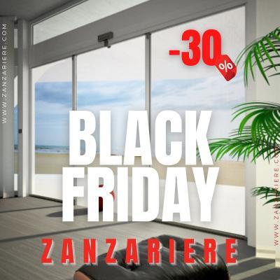 Black friday zanzariere 2020