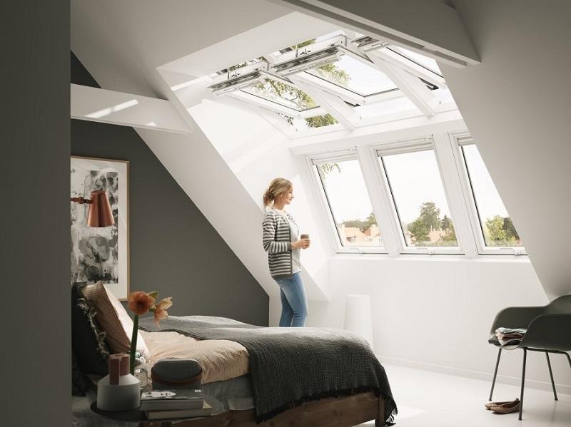 Velux integra tetti