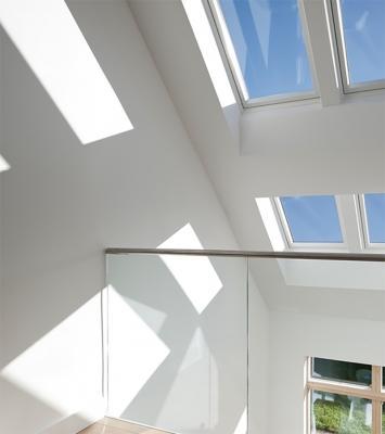 Progetto mansarda con finestre Velux