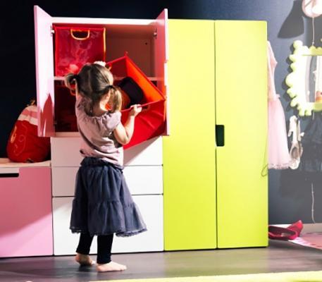Armadio per bambini Stuva di Ikea