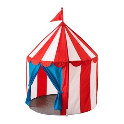 Tenda da gioco Cirkustalt di Ikea