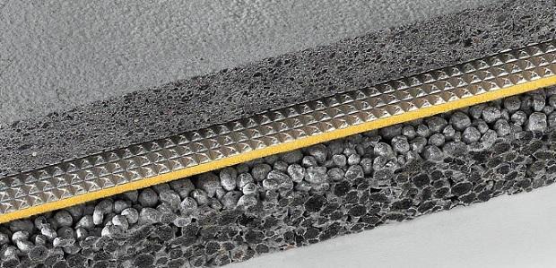 Pavimenti fonoassorbenti con i materassini Isolanti Leca