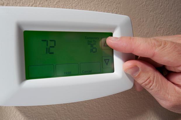 Riscaldamento efficiente grazie al cronotermostato