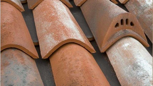 Tante tipologie di coppi in cotto per realizzare coperture belle e tecnologiche
