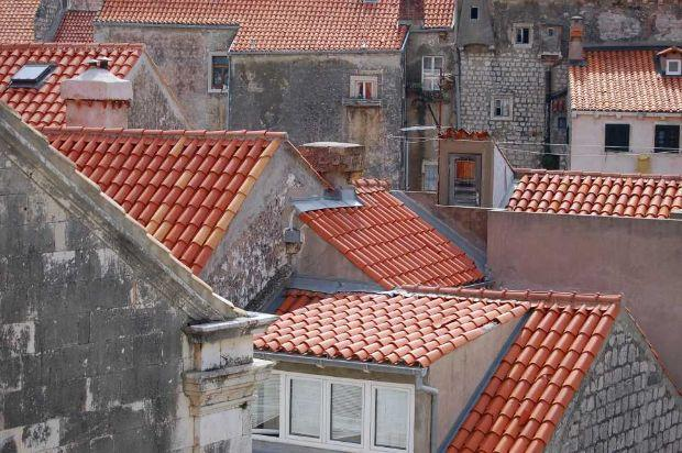 Coppi e tegole per tetti in coppi