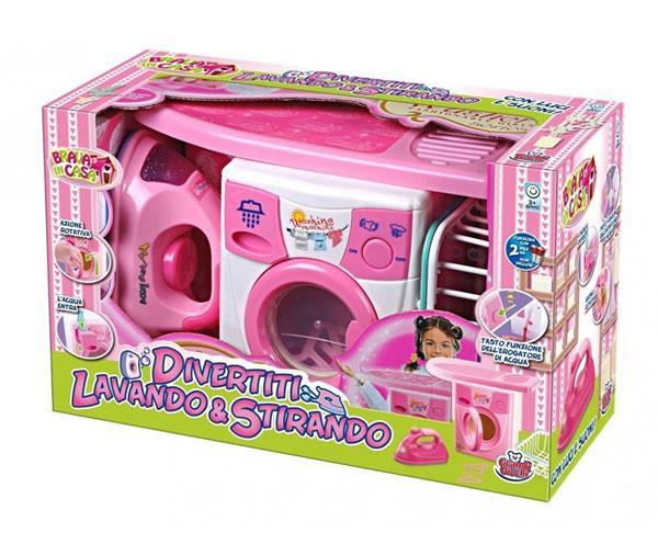 Lavatrice giocattolo su scontolo.net