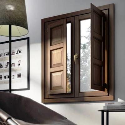 BG Legno finestra old style