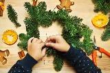 Lavoretti Di Natale Ghirlande Per Bambini.Lavoretti Di Natale Per Bambini