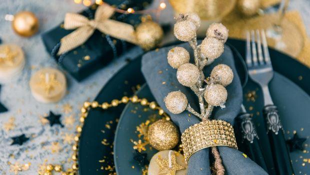 Tavola di Natale: 10 idee per addobbarla