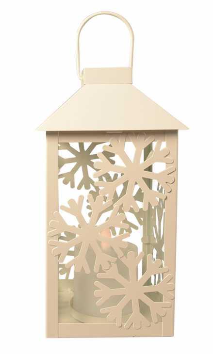 Lanterna natalizia di QVC