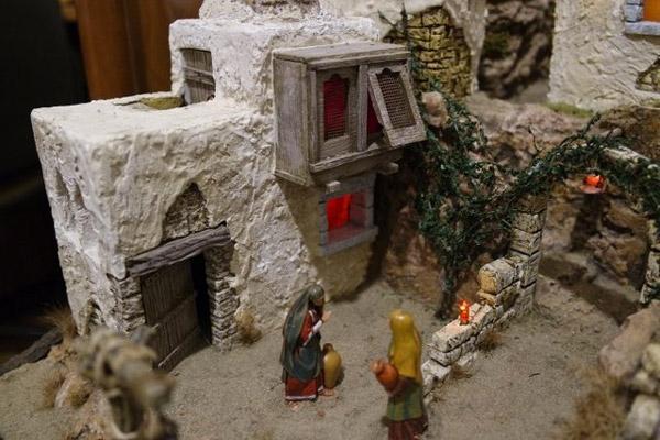 Popolare Presepe fai da te per Natale NK19