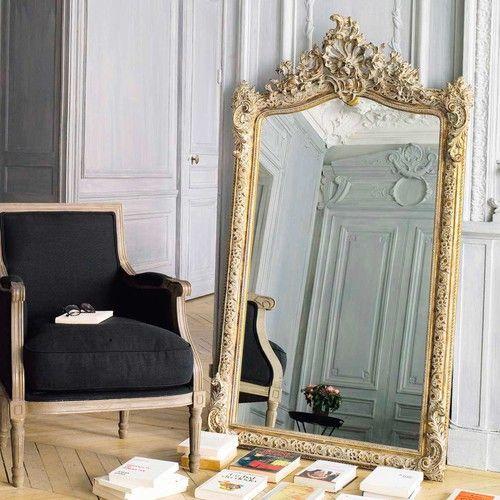 Specchio regalo di Natale per la casa modello Conservatoire di Maisons du Monde