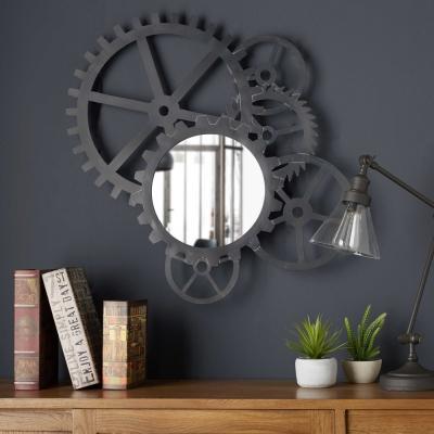 Regalo di Natale per la casa: specchio Engregnage di Maisons du Monde