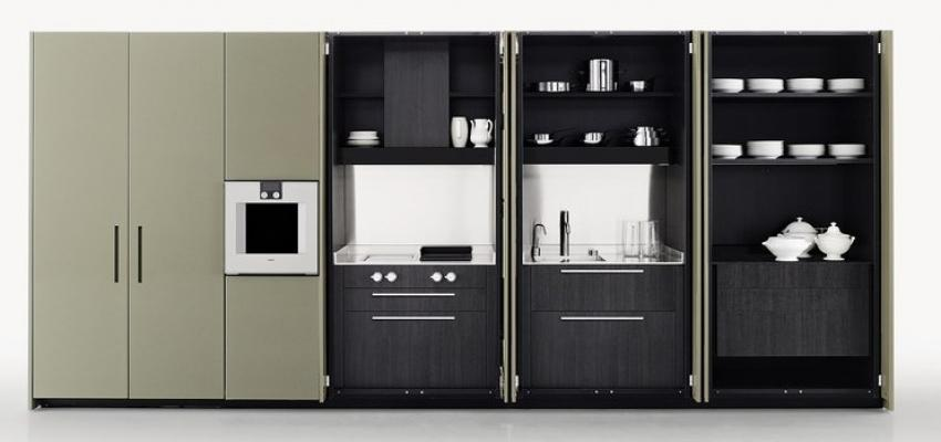 Beautiful cucine a scomparsa boffi gallery - Cucine a scomparsa ...