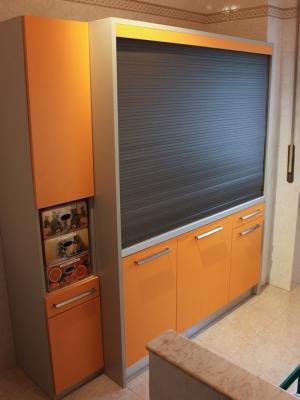 Cucina monoblocco chiusa -SIZEDESIGN