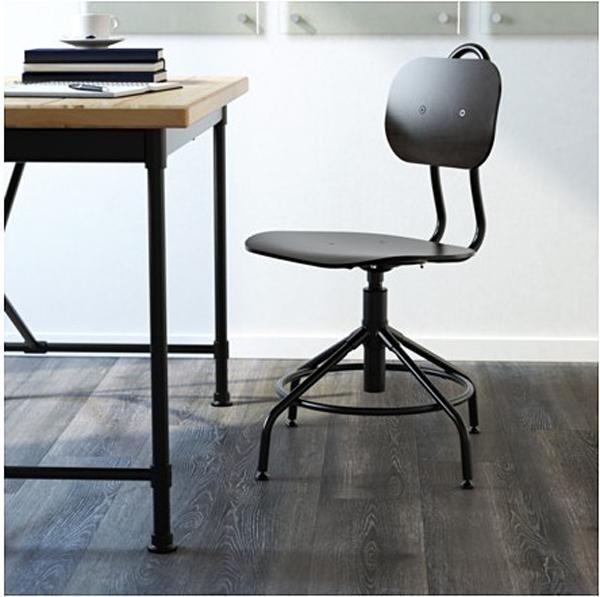sedia da ufficio KULLABERG- IKEA