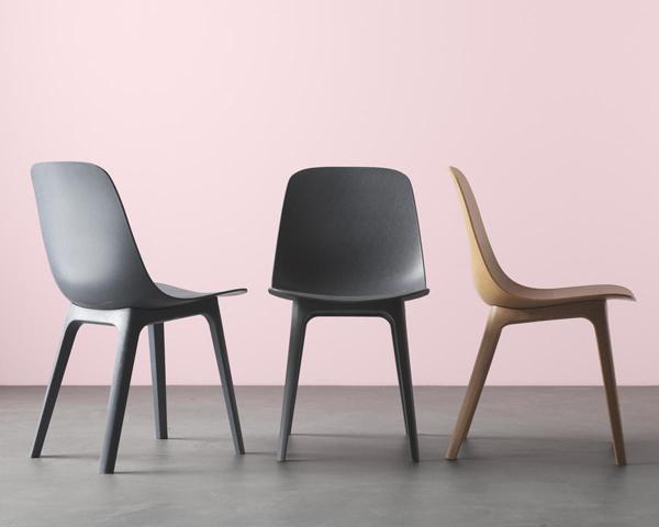 Sedie Plastica Trasparente Ikea.Sedie Ikea Catalogo 2018