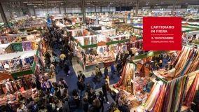 A Milano, Artigiano in Fiera sancisce l'inizio dello shopping natalizio