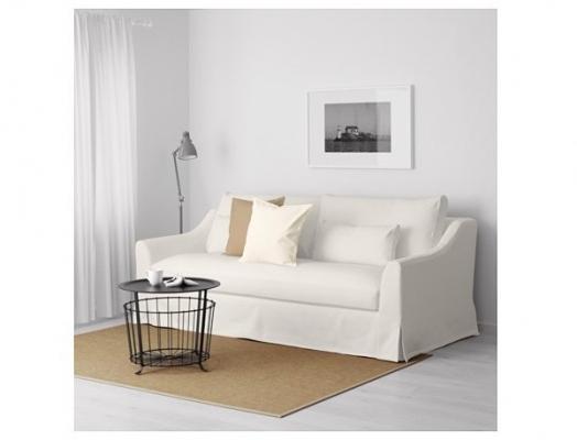 Divano Ikea Farlov bianco