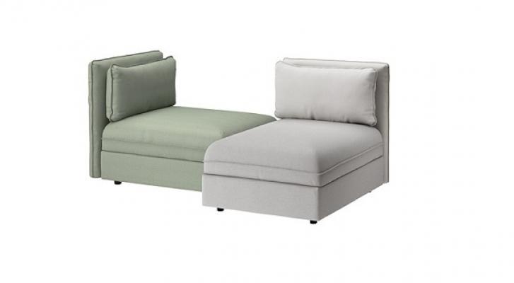 Divano Letto Ektorp Due Posti.Divani Ikea 2 Posti Letto Great Ikea Backabro Fodera Per Divano