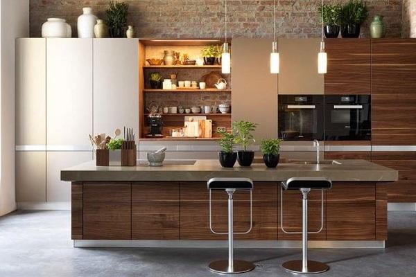 Stunning Cucine Legno Massello Moderne Gallery - Home Design ...