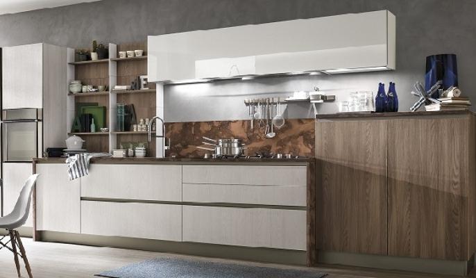 Cucine moderne in legno