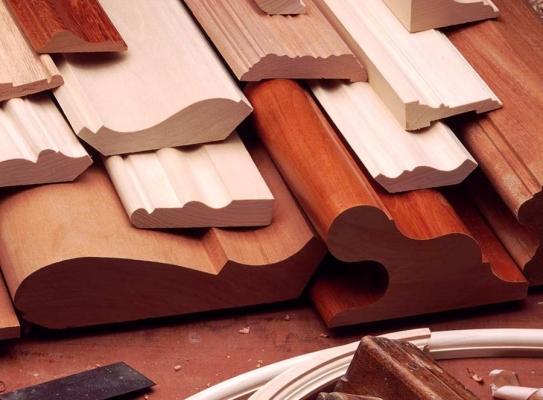 Crocco profili in legno di fattura artigianale