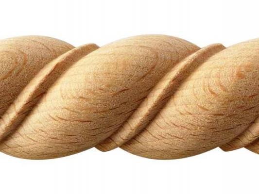 Ebanisteria Marelli: listello in legno a cordone