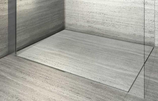 Scarico doccia invisibile - Doccia a filo pavimento ...
