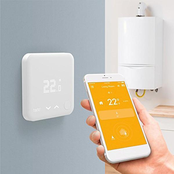 Valvola termostatica smart - TADO°