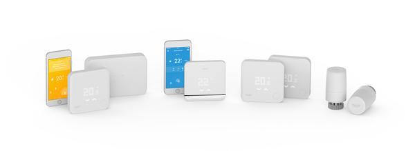Valvole termostatiche hi-tech - TADO°
