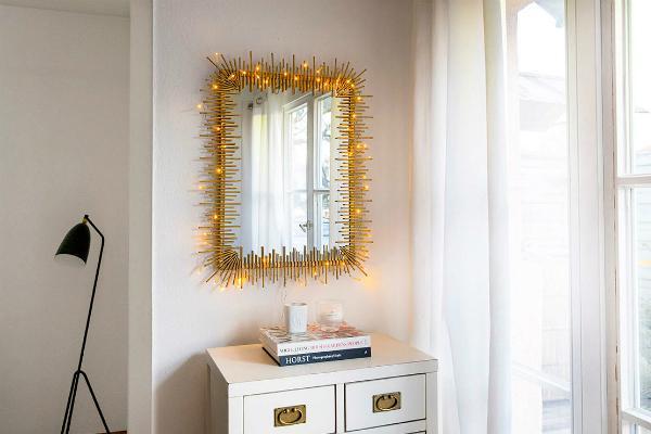 Luci di Natale a specchio by Dalani