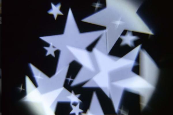 Proiettore di luci natalizie by Luminal Park